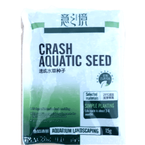 Cattle Hair Aquatic Plant Seeds A front at Rebel Pets