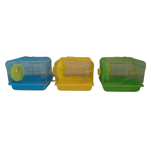 Hamster Cage Basic 22×17×19cm at Rebel Pets