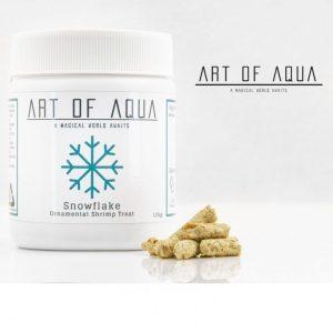 Art of Aqua Snowflake 125g at Rebel Pets