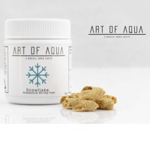 Art of Aqua Snowflake 30g at Rebel Pets