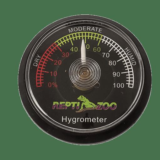 RHT01 ReptiZoo Analog Hygrometer at Rebel Pets