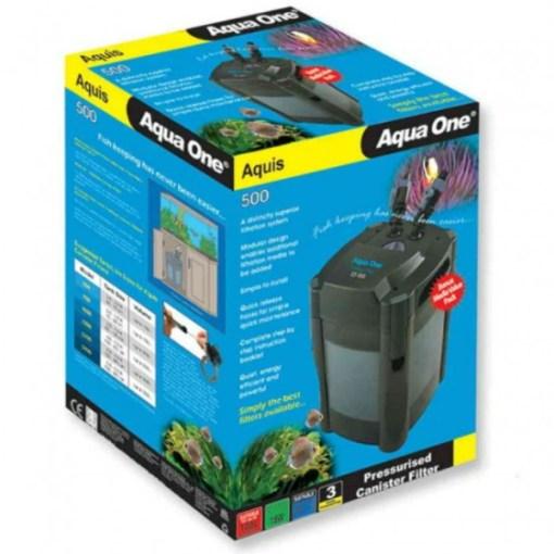 Aqua One CF500 Canister Filter at Rebel Pets