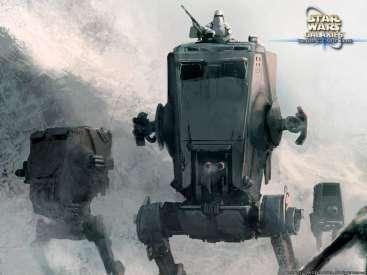 Walker Assault by Kai Lim