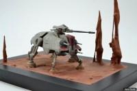 AT-TE diorama