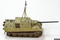 Jagdtiger with crane Dragon 1/72