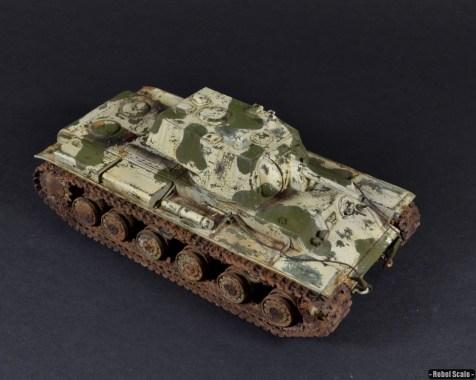 Tamiya 1/48 KV-1