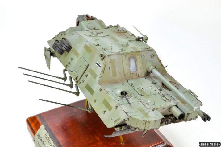 Rehtna P Jagdschwebenpanzer