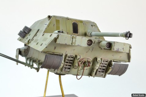 Rehtna P Hovertank