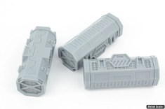 3 - details on the cargo containers