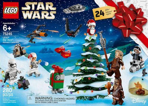75245 LEGO Star Wars Advent Calendar - Front