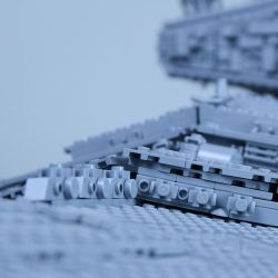 75252 Imperial Star Destroyer - Tiered Decks