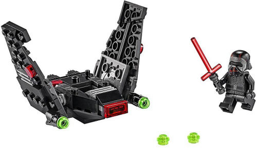 75264 Kylo Ren's Shuttle Microfighter - product image