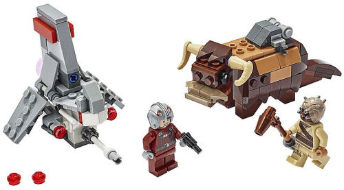 75264 T-16 Skyhopper vs Bantha Microfighter - product image
