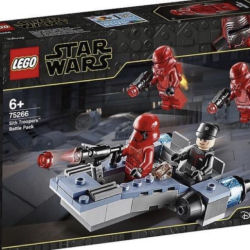75266 First Order Trooper Battle Pack - box front
