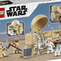 75270 Obi-Wan's Hut - box rear