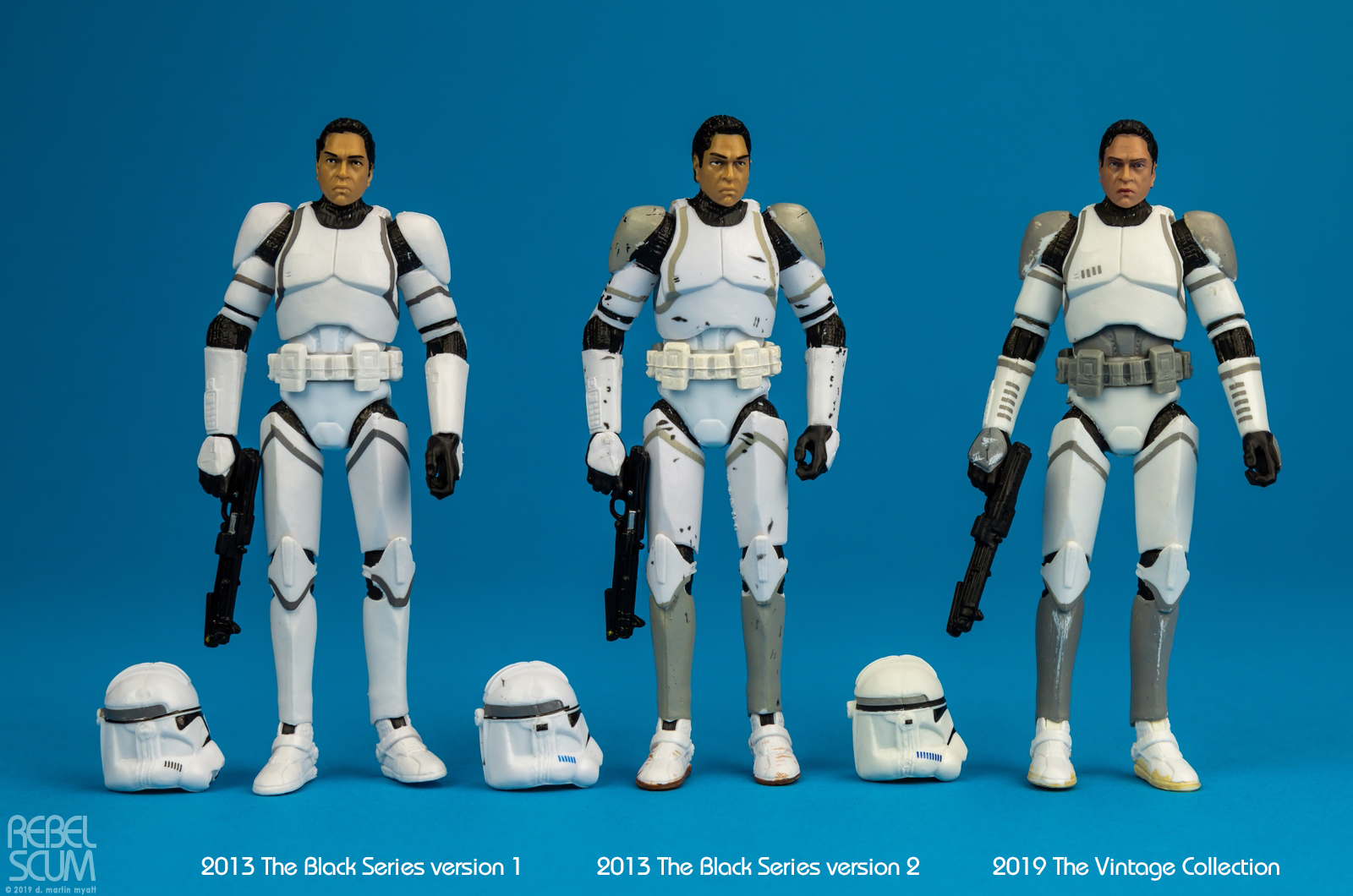 Spielzeug Star Wars The Vintage Collection 41st Elite Corps Clone Trooper Action Figure Triadecont Com Br