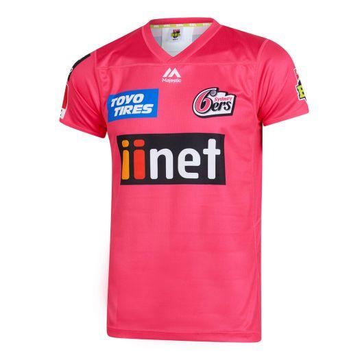 Sydney Sixers 2019/20 Mens BBL Jersey | Rebel Sport