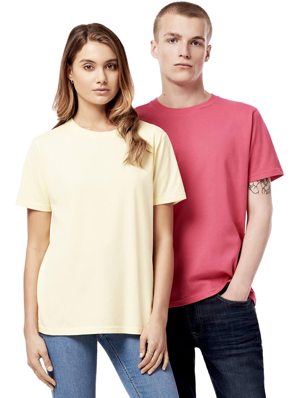 Ep01 organic cotton t-shirts. T-shirt Printing at Rebel Unlit Berlin. Eco Merch