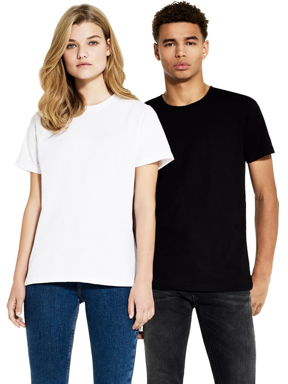 SA01 salvage t-shirts. Custom printed in Berlin.