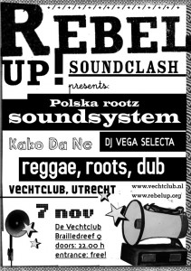 Rebel Up Utrecht November 7