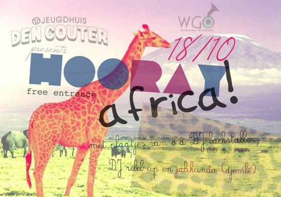 hooray africa