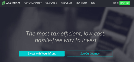 Don't have a lot of money but want to get started investing? Wealthfront makes investing simple. With low minimums and fees, investing feels a lot less intimidating. Click through to read!