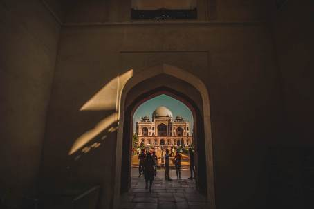 humayun tomb travel