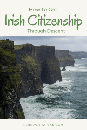 how to get irish citizenship