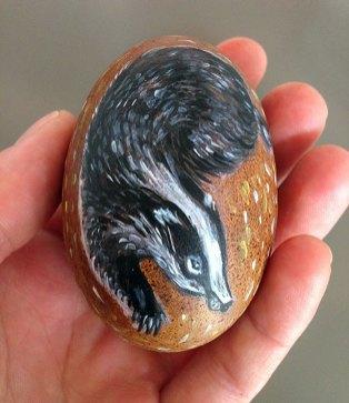 Badger egg
