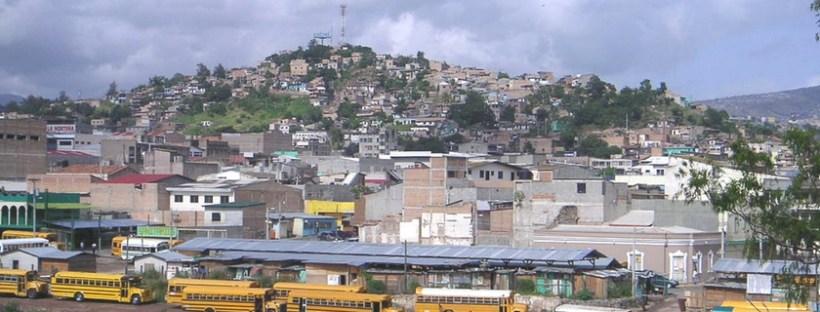 Tegucigalpa, Honduras by Soman