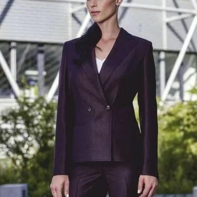 Damen Business Hosen-Anzug