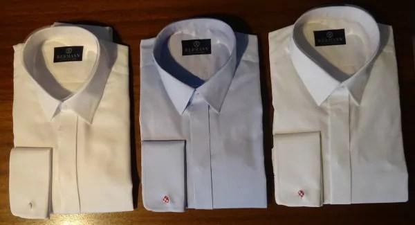 nachhaltige Hemden aus Tencel und Ökobaumwolle
