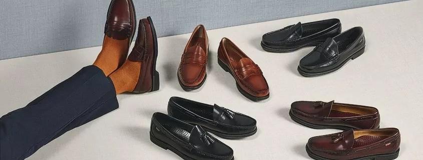 Weejuns Penny-Loafer mit und ohne Tassels