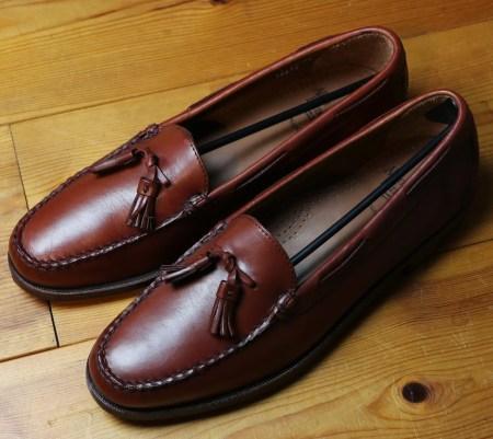 Allen Edmonds Naples Tassle Loafer
