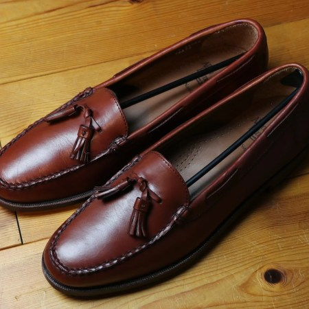 Allen Edmonds Naples Tassle Loafer