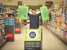 Co-op works with Fareshare in Midlands