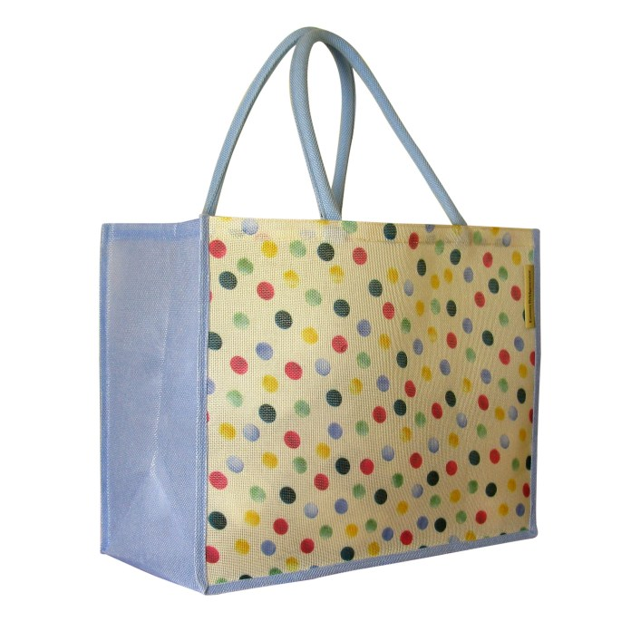 Waitrose rPET shopping bag