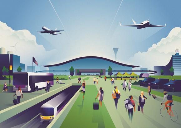 Heathrow Airport innovation prize