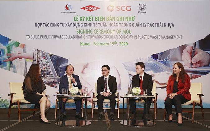 Vietnam plastics circular economy