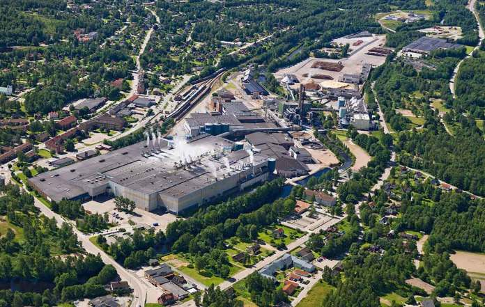 Stora Enso Hylte Mill