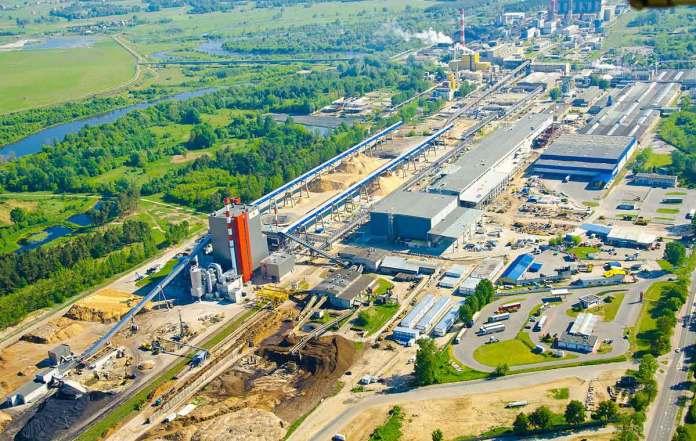 Ostrołęka Mill Stora Enso