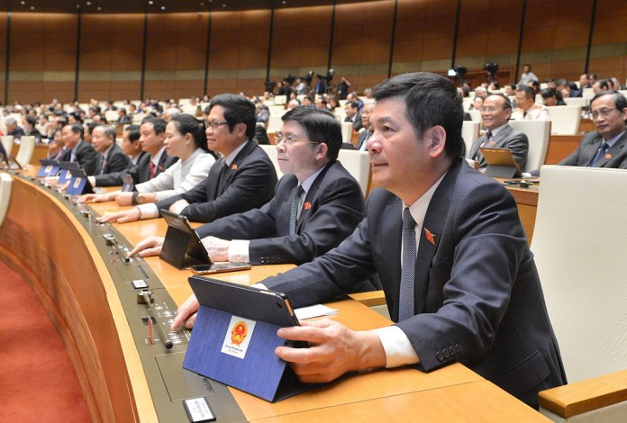 Vietnamese National Assembly deputies