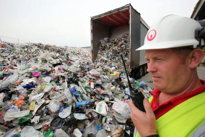Veolia plastic recycling