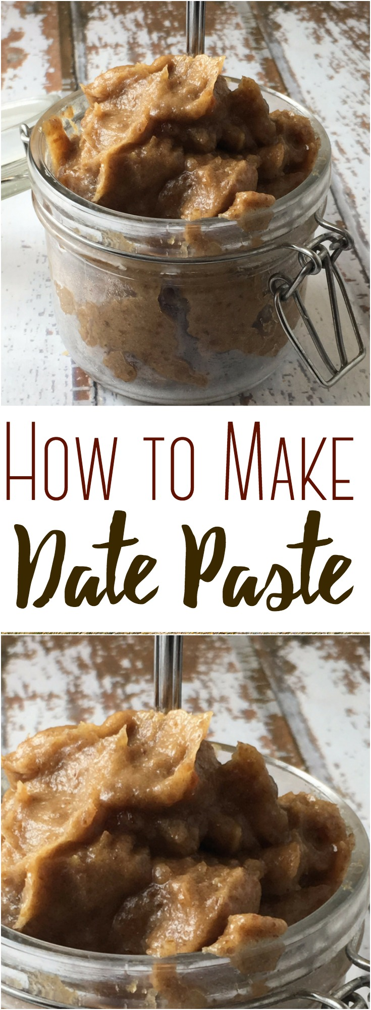 A lower glycemic alternative to sugar, date paste is a healthier way to sweeten just about anything. Find out how to make date paste at home.
