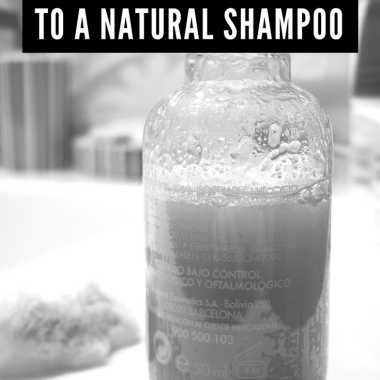 My Transition to a Natural Shampoo