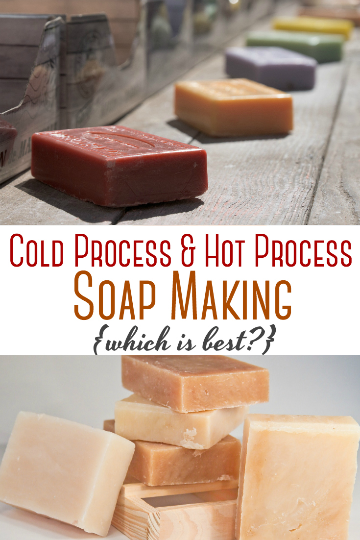 Cold process and hot process are two popular soap making methods used by soap makers across the world.  What's so different and unique about each? And is any one better than the other?  #coldprocesssoap #hotprocesssoap #soapmaking #soap #homemadesoap