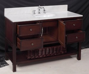 "48"" bathroom vanity review based on research"