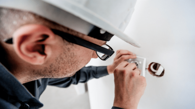 fixing electrical fault