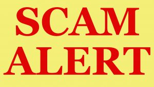 Black Friday Cyber Monday Scam Warning