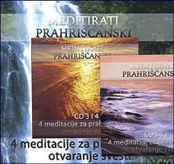 Unutarnji put - Prvi meditacioni tečaj CD komplet